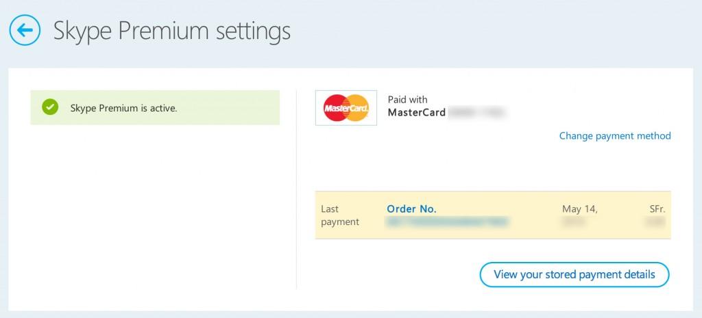 Skype-Premium